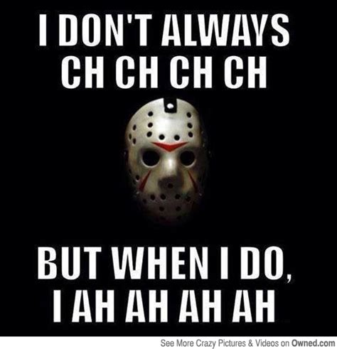 Funny Friday The 13th Memes - scary memes image memes at relatably com