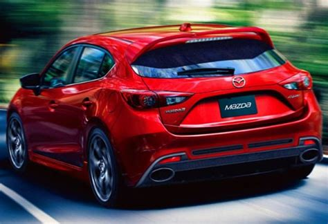 mazda  mps   turbo  litre awd car news