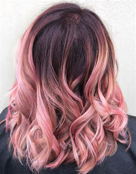 50 Ombre Hairstyles For Women Ombre Hair Color Ideas