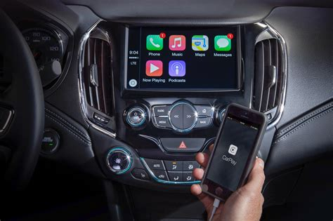 Chevrolet launches Apple CarPlay, Android Auto across 14 ...