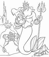 Merman Coloring 1705 35kb 2000px sketch template
