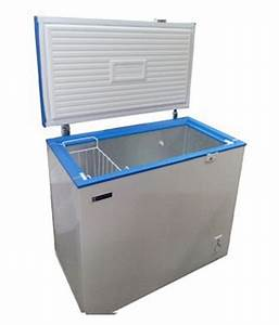 Blue Star 100 Ltr Chest Freezer   Chfsd100d Deep Freezer White And Blue Price In India
