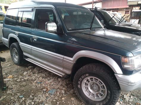mitsubishi pajero 1994 car for sale central visayas
