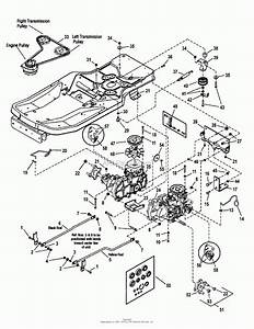 Cub Cadet Zero Turn Parts Diagram
