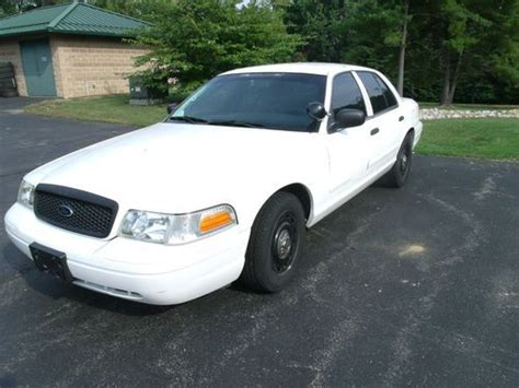 purchase   ford crown victoria police interceptor