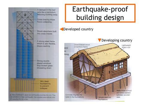 earthquake proof building design earthquake proof