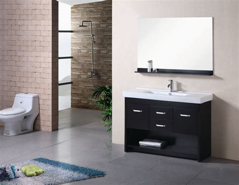 Contemporary Bathroom Vanity Ideas by 19 Bathroom Vanity Designs Decorating Ideas Design