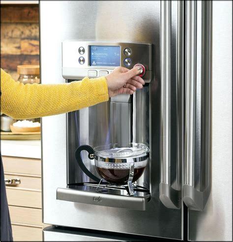 ge cafe series refrigerator parts design innovation
