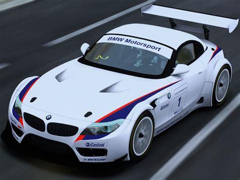 Maniapark €� Bmw Z4 Gt3 E89 Bmw Motorsport #1