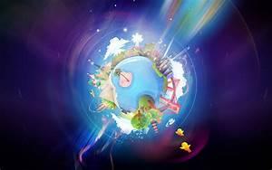 HD Creative Planet #6926313
