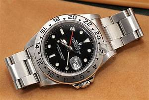 "Rolex, Oyster Perpetual Date ""Explorer II"" chronometer Ref ..."