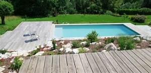 awesome deco jardin autour d une piscine pictures With awesome amenagement d une piscine 4 10 inspirations autour de la piscine joli place