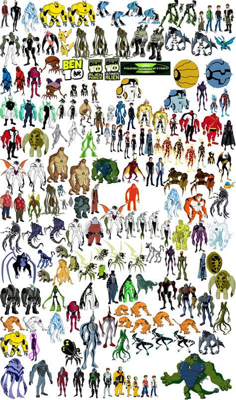 Ben 10 Force Alien Hero Ben 10 Fan Fiction Wiki Fandom