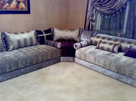 canapés de salon marocain moderne