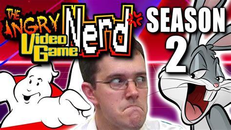 Angry Video Game Nerd Season 2 Avgn Full Season Two