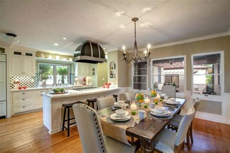 modern day country kitchen features vintage style jackson design  remodeling hgtv