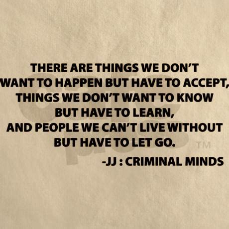 Quotes From Criminal Minds Best Quotes From Criminal Minds Quotesgram