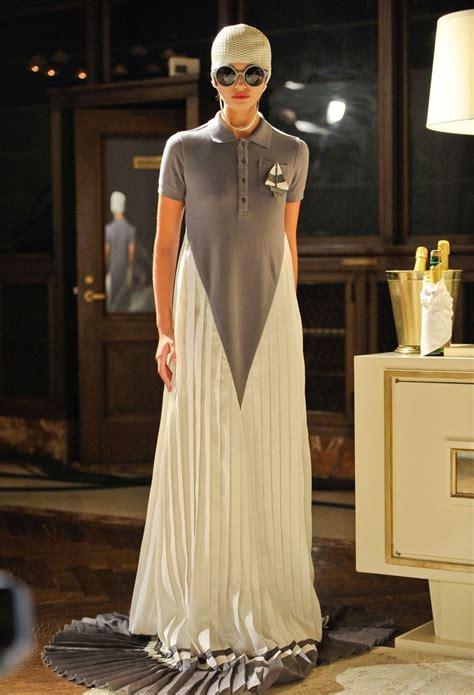 ways  wear  art deco fashion modernly glam radar