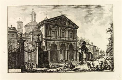 libreria san paolo roma battista piranesi mogliano veneto 1720 roma