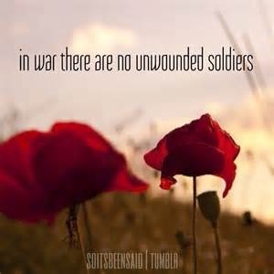 Poppy Remembrance Day Quotes