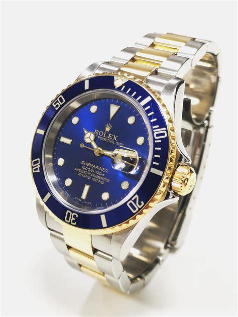 Rolex Submariner 16613 ? Watch Agency