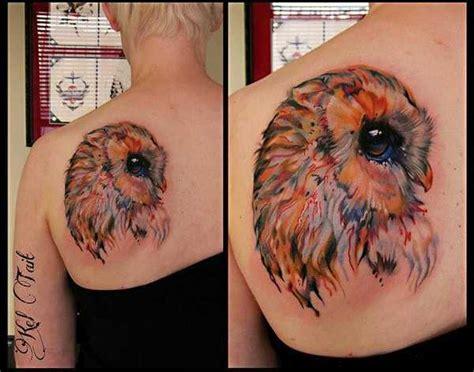 die mystische welt der eulen tattoos tattoo spirit