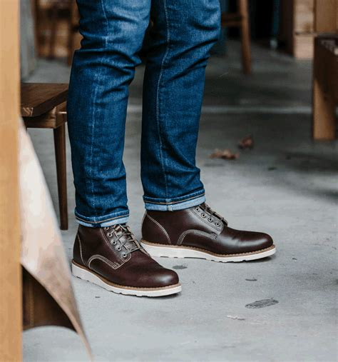 Mens Casual Boots Wear With Jeans Nate Pruitt