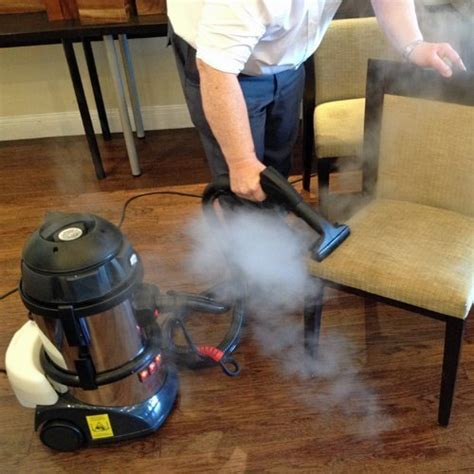 Steam Vacuum Cleaner For Sofa by Steam Clean Systems Sc2000t Refurbished Commercial Steam