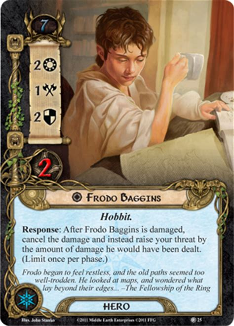 Lotr Lcg Deck Construction by Encounter At Amon D 238 N Flight
