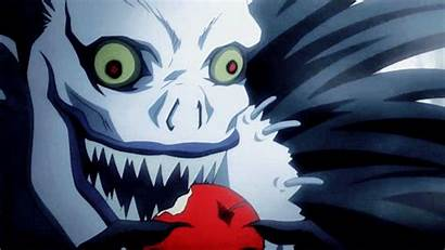 Ryuk Death Note Favorite Anime Characters Foods