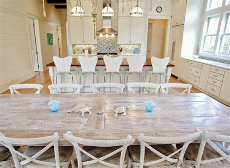 beach kitchen table and chairs kitchen marvellous beachy kitchen table beachy kitchen