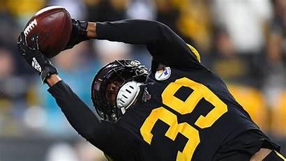 Steelers Minkah Fitzpatrick Defense Pittsburgh Int Spark