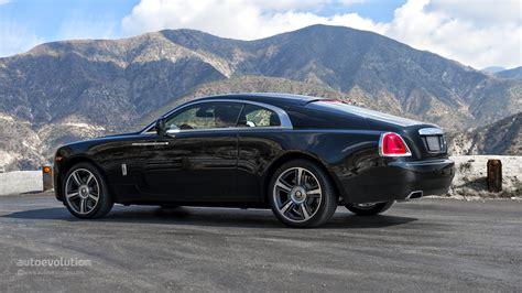 rolls royce wraith rolls royce wraith review autoevolution