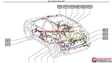 Lexus Wiring Diagram Auto Repair