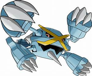 Mega Metagross Pokemon Pokedex 8376