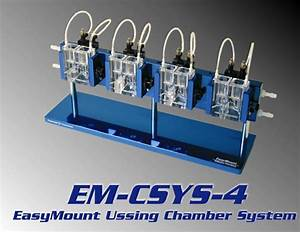 Ussing Chamber Systems - EM-CSYS-4