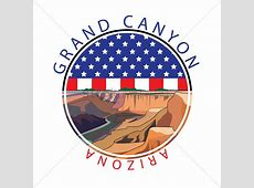 Grand canyon Vector Image 1617766 StockUnlimited
