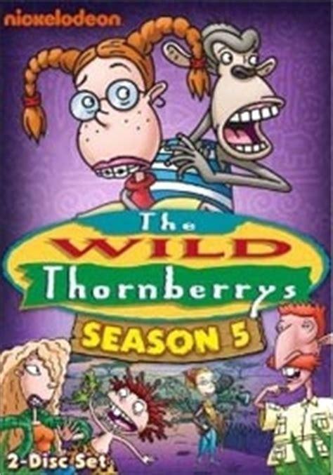wild thornberrys videography nickipedia