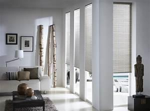 Rideaux ou stores pour une baie vitree 2 les stores for Amenagement chambre ado avec fenetre vitre opaque