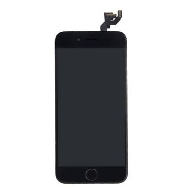 iphone   screen lcd home button black