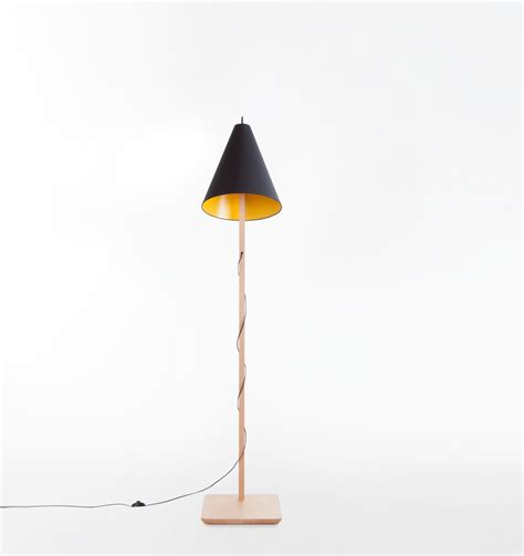 Curved Floor Lamp Base by Minimalist Floor Lamp In New Classic Design Clarina