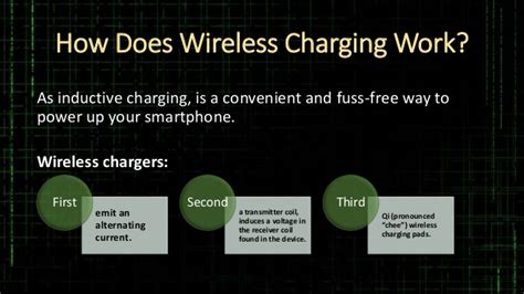 how do cordless ls work wireless charging for mobile phones