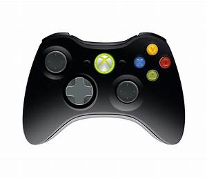 The gallery for --> Xbox 360 Controller Png