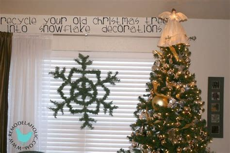 1000 images about recycled artificial christmas trees on