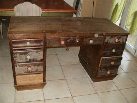 relooker un bureau en bois relooker un vieux meuble photos de conception de maison