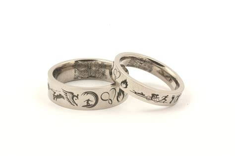 wedding ring engraving ideas wedding rings stonechat jewellers