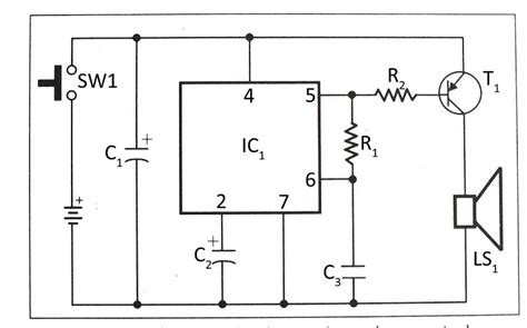Simple Electronics Circuits Projects Electrical Blog