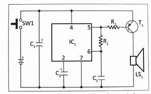 Simple Electronics Circuits Projects