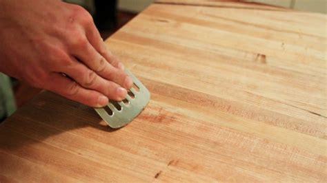 Haus Sauber Halten by Arbeitsplatten Und Schneidebretter Aus Holz Richtig
