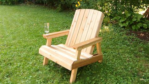 building a lawn chair edit